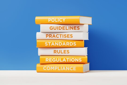 Policies and Procedures Set-up Image